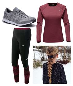 """Untitled #8"" by ballet11 on Polyvore featuring New Balance, The North Face and Dream Seek"