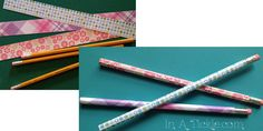 Back to School: Save money on Fun Notebooks and Pencils