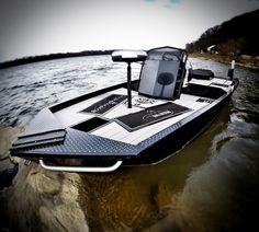 SeaDek on an Aluminum Rock Proof Boat