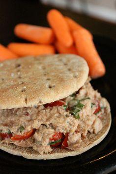 about Meat Salad Recipes on Pinterest | Chicken salads, Chicken salad ...