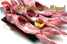 Conejo fresco de la mejor calidad. #comidaadomicilio #polleriaadomicilio #polleria #polloecologico #preparadoscaseros #pavo #dietasfitness #bajoencalorias #hamburguesas #hamburguesasfitness #conejo #comidista #comida #restaurantes #foodrestaurant #instafood #eat #gastronomia #spain #gastronomy #footstagram #rico #comidasana #madrid #mostoles #villaviciosa #elbosque #alcorcon #pozuelo #getafe