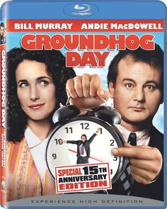 Groundhog Day Blu-ray Disc 15th Anniversary Edition Bill Murray at his Best