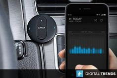 Monday's Amazon Gold Box deals feature an Anker Bluetooth car receiver, a set of wireless headphones, and a durable Bluetooth speaker.