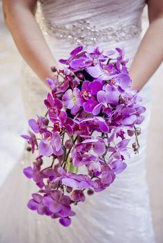 Gorgeous Radiant Orchid Destination Wedding ~  Sarunia Photography | bellethemagazine.com
