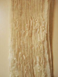 Manipulating Fabric - Hannah Starkey