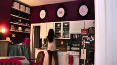 The Itsy bitsy apartment with huge design - Tiny, Eclectic Amazing Space...
