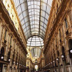 Galleria do Vittorio Emmanuelle in , , Galleria Vittorio Emanuele Ii, Budapest, Beautiful World, Beautiful Places, Places To Travel, Places To Go, Hallstatt, Neuschwanstein, Travel Ads
