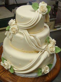 Tiered Cakes | JenniCakesNJ.com