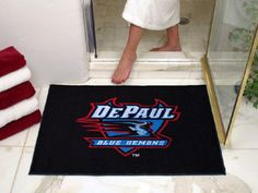 "All Star Mat (34""x45"") - DePaul University"