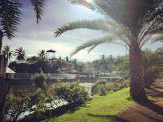 It's a beautiful day at Espacio Verde Resort.