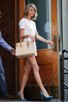 Taylor in NYC <3 27.05.15