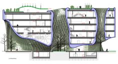 Bablowsky&Wlasenko Architects - Project - Public Libary in Kharkiv - Image-2
