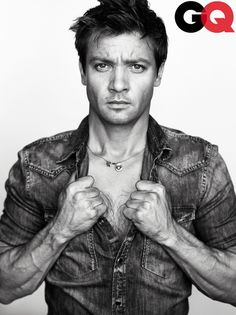 Jeremy Renner What have I gotten myself into?