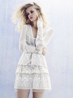 DOES ANYONE KNOW WHERE  I CAN FIND THIS DRESS?? #bcbgmaxazria  #bcbg  #lace