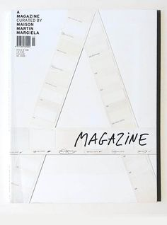 A Magazine Curated by Martin Margiela (no. 1)