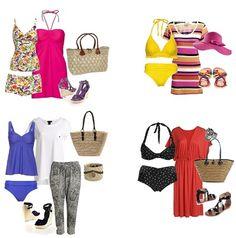 Outfits para la playa, encuéntralos en http://mipagina.1001consejos.com/