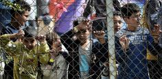 Situação de refugiados coloca Grécia em estado de urgência humanitária - http://controversia.com.br/210
