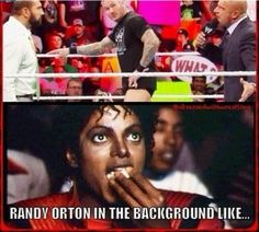 Funny Randy Orton meme I WWE