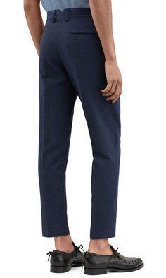 Acne Studios Stan t ny tw denim blue Narrow trousers
