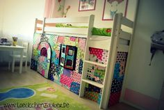 Etagenbett Baby Markt : Etagenbett hochbett paul buche massiv natur lackiert
