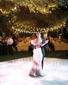 """See the """"Father-in-Law/Daughter Dance"""" in our A Formal Outdoor Destination Wedding in Dallas, Texas gallery Wedding Dance Songs, Dance Floor Wedding, Wedding Music, Wedding Pics, Trendy Wedding, Dream Wedding, Wedding Dresses, Wedding Ideas, Wedding Playlist"""