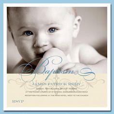 1st birthday and baptism invitation wording baptism invitations photo invite filmwisefo