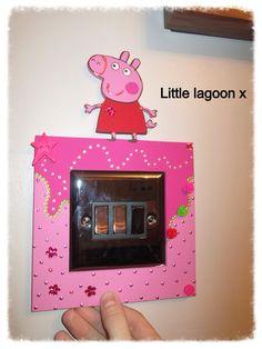 Woman Bedroom, Girls Bedroom, Bedroom Ideas, Peppa Pig Imagenes, Peppa Pig Party Supplies, Toddler Bed With Storage, Big Girl Rooms, Kids Rooms, Car Themed Bedrooms