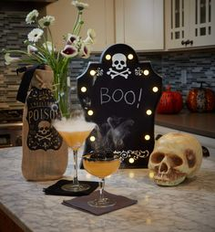 Add a spooky touch to your haunted house with these spooktacular decor items!