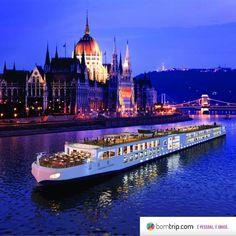 Se você vai fazer um tour pelas cidades históricas da Europa e também quer passar um tempo em um cruzeiro com Wi-Fi, coloque isso no seu roteiro e conheça o Viking Cruises! Planeje sua viagem com os especialistas em Europa no www.bomtrip.com, o roteiro é SEU.