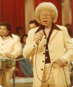 Nestor Sanchez El Albino Divino Salsa Musica, All Star, Latin Music, Albino, Singers, Legends, Classic, Vintage, Fashion