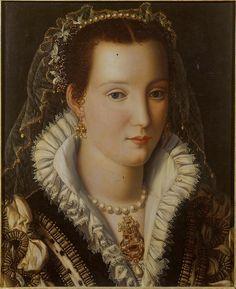 Lavinia Fontana (1552-1614) Eleonora de' Medici - Google Search