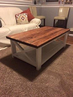 - Once you choose to purchase sofa table online then you should first figure out the size of the table. If you are in possession of a sofa table then it is also possible to utilize it for there. Farmhouse Style Coffee Table, Diy Coffee Table, Coffee Table Design, Coffee Mugs, Sofa Table Decor, Sofa Tables, Luxury Furniture, Home Furniture, Furniture Design