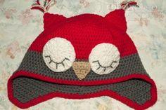 Die 18 Besten Bilder Von Eule Mütze Caps Hats Owl Und Beanies
