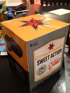 SWEET ACTION (Made in Brooklyn) http://proofofuse.com/post/66334564361/sweet-action-u-s-reg-no-3928020-sixpoint-com #trademark #brooklyn #sixpoint
