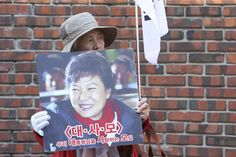South Koreans angered after ousted leader leaves dogs behind