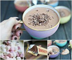 3 Ingredient Toblerone Mousse Easiest Recipe
