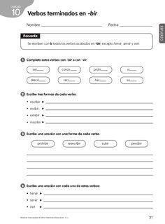 Elementary Spanish, Spanish Class, Teaching Spanish, Education, School, Spanish Vocabulary, Teaching Supplies, Teacher Stuff, Primary Education