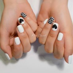 Best White Nail Polish and Trends to Try Right Now ★ See more: https://naildesignsjournal.com/white-nail-polish/ #nails