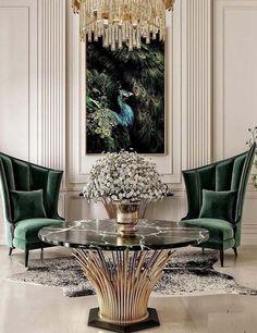 Home Interior Modern .Home Interior Modern Luxury Decor, Luxury Interior Design, Interior Architecture, Color Interior, Neoclassical Interior Design, Interior Paint, Italian Interior Design, Interior Design Images, Interior Sketch