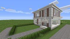 1000 idées sur le thème Maison Moderne Minecraft sur ...