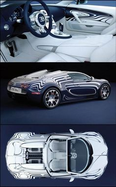 Most Expensive Car in the World : Bugatti Veyron - Pondly