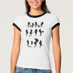 Barbie Fashion Silhouettes T-Shirt