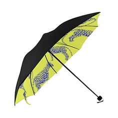 0ccd6b518beac Umbrella Travel Lightweight Yellow Cute Natural Summer Leopard Underside  Printing Clear Umbrella Wedding Travel Umbrella For Kids Umbrella Large  Travel With ...
