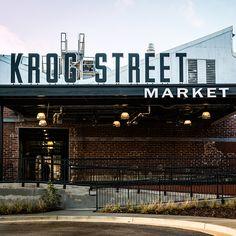 What to Eat at Atlanta's Krog Street Market