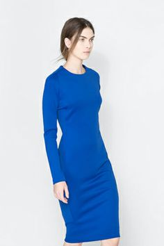Add To Cart: Office-Appropriate Buys To Shop Now #refinery29 Zara Shift Dress, $59.90, available at Zara.