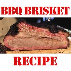 Here& Aaron Franklin& BBQ brisket recipe to add to your arsenal. Full recipe and three part video series on how to make your BBQ brisket backyard legend. Brisket Rub, Smoked Beef Brisket, Smoked Ribs, Franklin Bbq Brisket, Beef Tenderloin Roast, Roast Beef, Roast Chicken And Gravy, Smoker Cooking, Fernando Torres