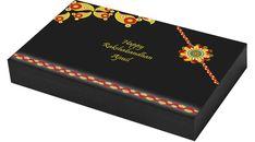 Rakhi Gift for brother. Best Rakhi gift for your brother. Rakhi For Brother, Rakhi Gifts, Chocolate Box, Personalized Items