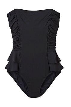 "Jantzen Swimsuit, $96; target=""new"">amazon.com Courtesy of Amazon - ELLE.com"