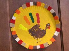 Handprint Turkey