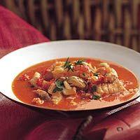 Recept - Zarzuela (schotel van vis en zeevruchten) - Allerhande